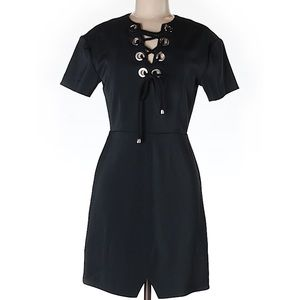 Rebecca Minkoff Lace-Up Casual Dress!